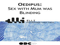 Oedipus Sex with Mum Was Blinding