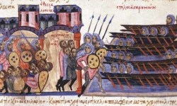 Sack of Thessalonica by Arabs 904